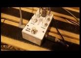Tube Drive by Mojo Gear Fx (Custom Telecaster Bridge Pickup by Q Pickups)