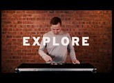 KORG volca drum - Welcome to an infinitely expanding world of sound-design.