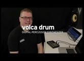 KORG volca drum - Features