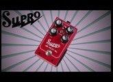 Supro Analog Delay Official Demo by Mike Hermans