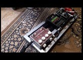 Stratosphere Sing&Drive both channels together with Gibson ES 335 and Fender Princeton