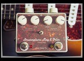 Stratosphere Sing&Drive channel strip/dual  overdrive with SG style guitar