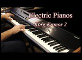Korg Kronos 2 - Factory Electric Pianos