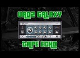 UAD Galaxy Tape Echo - Tutorial e Recensione (Review)