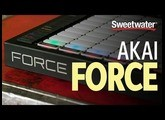 Akai Force Standalone Sampler/Sequencer Demo