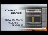 Kontakt Tutorial: How to Make Release Triggers + FREE Tea Kettle Whistle Kontakt Library