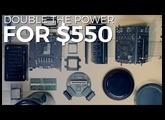 Double the performance for $550 Mac Pro 2013 CPU Upgrade.