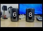 New Mac Pro: 6-Core vs 8-Core Benchmarks & Impressions! (2013 / 2014)