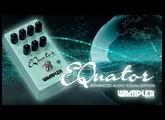 Wampler Equator EQ Parametric/Graphic pedal