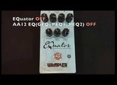 Wampler EQuator Demo