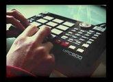 Akai MPC500 Drum Machine Video