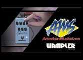 Wampler EQuator Demo - American Musical Supply