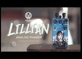 Walrus Audio Pedal Play: The Lillian Analog Multi-Stage Phaser