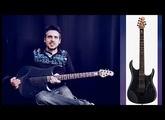 Test : guitare STERLING JP160 John Petrucci Signature