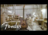 The Making of The American Acoustasonic Telecaster | Fender