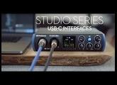 PreSonus—Studio Series USB-C Audio Interfaces feat. Briana Tyson