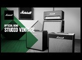 Studio Vintage | Official Demo | Marshall
