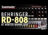Behringer RD-808 at Winter NAMM 2019