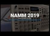 NAMM 2019: Waldorf Kyra