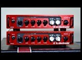 TC ELECTRONIC BH550 / BH800 REVIEW // BassTheWorld.com