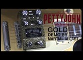 Pettyjohn Gold demo by martial allart