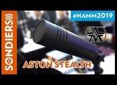 [NAMM 2019] ASTON STEALTH
