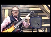 ZT Custom Shop Jazz Club Amp Demo by Charlie Apicella