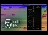 5-Min UAD Tips: Little Labs Voice Of God Bass Resonance Plug-In Tutorial