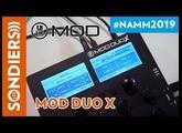 [NAMM 2019] MOD DUO X