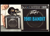 The Original Peavey Bandit!? 1981 Solo Series Bandit