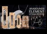 Anasounds Element spring reverb demo by martial allart