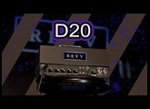 Revv D20 Lunchbox Amp - Your New Home