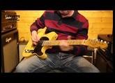 Servette-Music TV : John Woolloff présente la Fender CS, Telecaster Limited '53, Heavy Relic, BTB