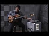 Victor Wooten demos the Hartke TX600 bass amp