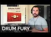 Sample Logic DRUM FURY First Look - Product Review