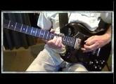GIBSON Micro P57 classic EPIPHONE SG 310 gaucher Guitar show blues Jean-Luc LACHENAUD.wmv