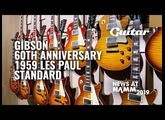 Hands on with the Gibson Custom Shop 60th Anniversary Les Paul #NAMM2019