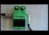BOSS PH-1 Phaser, Japan silver screw from May 1979.