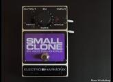 EHX Small Clone, PsyClone mod, by Msm workshop