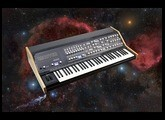 On Galactic Comet - featuring the Baloran The River synthesizer