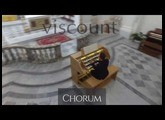 Viscount Chorum Organs - Video introduction - ENG