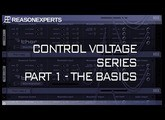 Control Voltage In Reason 10.2 - The Basics - Part 1