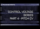Reason 10.2 Control Voltage Part 4 - Altering Pitch
