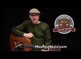 The Martin D Jr 2 Sapele at Maury's Music
