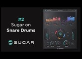 Using Sugar on Snare Drums