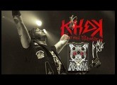 "Gary Holt ""Paranormal"" Guitar Pedal by KHDK: Burning Pentagram Video"