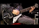 Duesenberg USA Alliance Soundgarden Black Hole Sun Semi-Hollow Electric Guitar