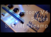 Victory V4 Series Sheriff Preamp | SOLID ROCK TONES