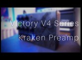 Victory V4 Series Kraken Preamp | THE BEST PEDAL PREAMP?!?