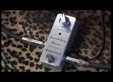 One Control GRANITH GREY BOOSTER designed by BJF